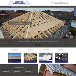 Commercial Roofing Contractors, Munton Roofing Contractors